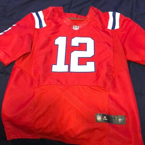 competitive price 6597e 5e7b2 Tom Brady Patriots RETRO Jersey